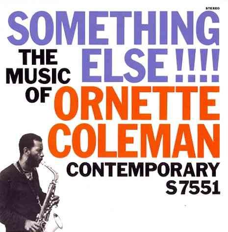 SOMETHING ELSE THE MUSIC OF ORNETTE C BY COLEMAN,ORNETTE (CD)